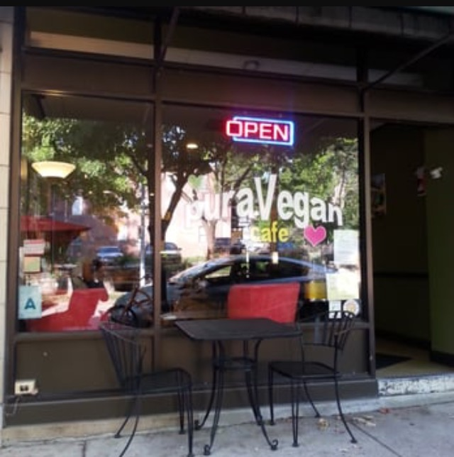 Pura Vegan Cafe and Yoga